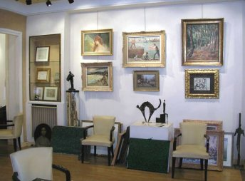 Art conseil W - Expert in works of Art, Fine art gallery in Paris